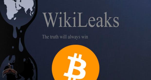 wikileaks bitcoin