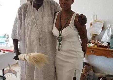 Ifa initiation by ArabaAwodiran Agboola