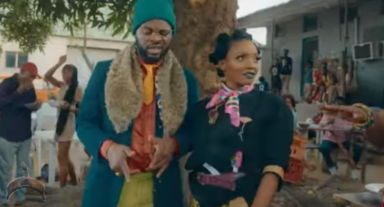 New Music Video Simi & Falz - Foreign