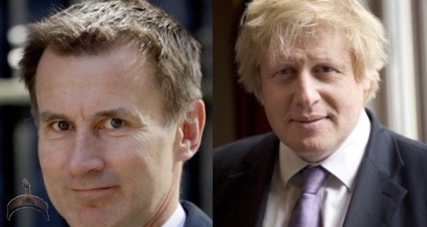 Jeremy Hunt Appointed as New UK Foreign Secretary, as Boris Johnson resigns