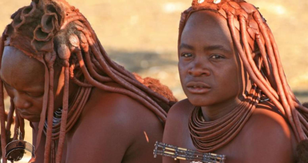 himba people offer