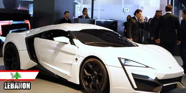 10 Supercars From Nations You Wouldn't Expect