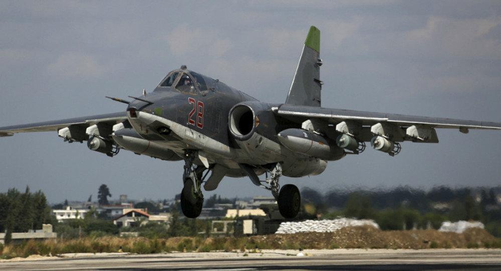 russia Syria pound idlib