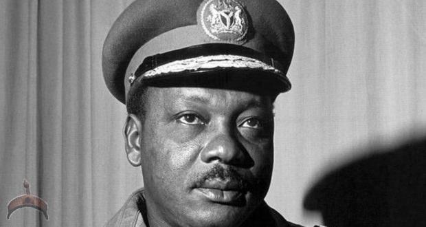 Brigadier Johnson Aguiyi Ironsi