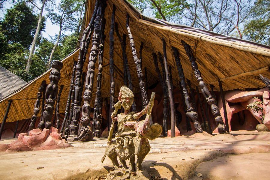 Osun temple