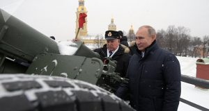 Putin rusian president