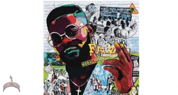 falz new album