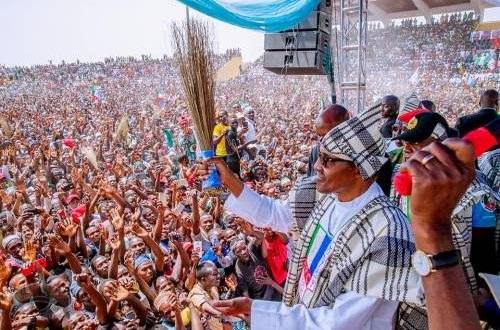 Buhari in In Zamfara