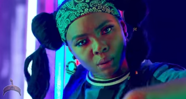 New Music Video: Yemi Alade - Yaji ft. Slimcase & Brainee