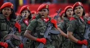 venezuela forces