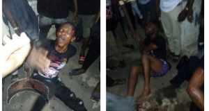 2 suspected Armed Robbers Mobbed By Residents After Being Nabbed In Imo State0