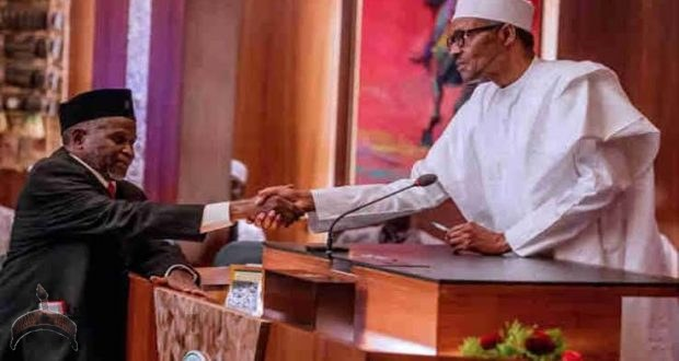 Buhari Extends Appointment Of Acting CJN, Muhammad