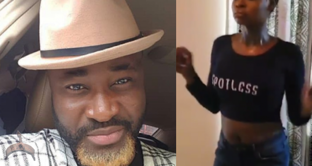 Harrysong Gifts Olajumoke N400,000 For Dancing To Chacha