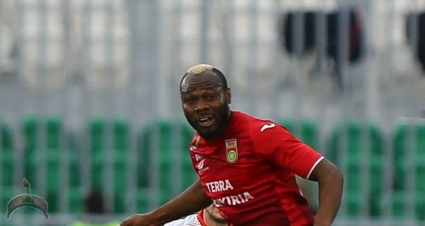 Nigerian Player Sets All-Time Goals
