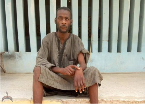 Police Officers Arrest Man Who Supplies Fuel To Armed Bandits