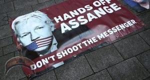 US Federal Affidavit Against WikiLeaks' Julian Assange Unsealed