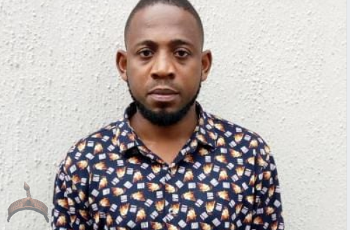 Yahoo Boy Who Posed As American Soldier Nabbed For Online Dating Scam