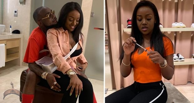You won't laugh with me if I didn't have money – Davido tells Chioma ooduarere.com