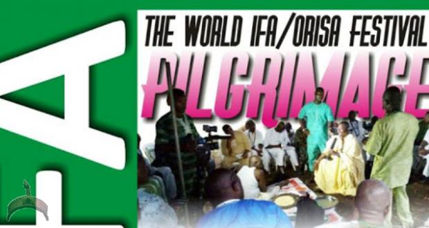 2019 World Ifa/Orisa Pilgrimage In Ekiti And Ife.