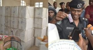 303 cartons of illicit drugs Intercepted In Kano State