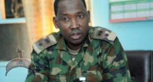 Colonel Sagir Musa