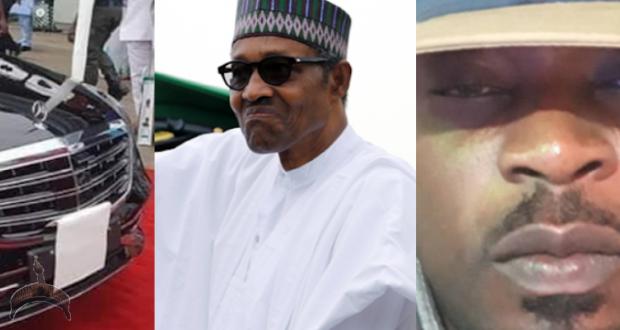 Eedris Abdulkareem Reacts To Pres. Buhari's New Toy, Benz That Costs ₦151m