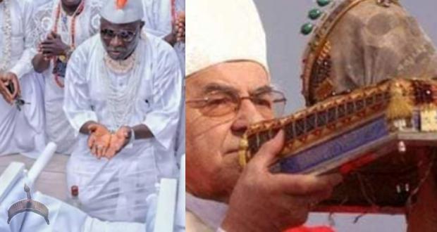 European Ancestor Versus Oodua Ancestor Which One Marches Your Dna