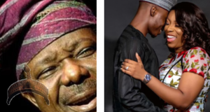 Legendary Singer King Sunny Ade's Daughter, Debbie Weds Segun