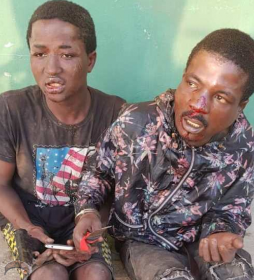 Police Arrest 10 Suspected Traffic Robbers In Lagos