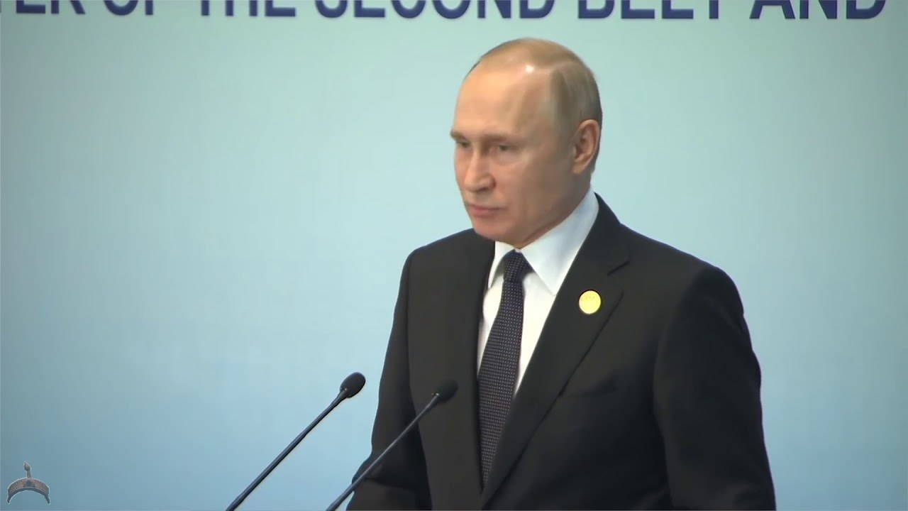 Putin Powerful Press-Conference