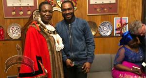 first nigerian Uk mayor