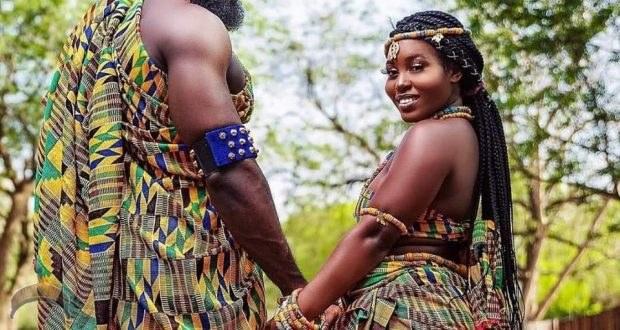 Ayoka the daughter of Iya oniworobo Omo baba Elemun ni sabo