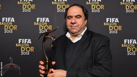 FIFA Finds EX Afghanistan Football Federation