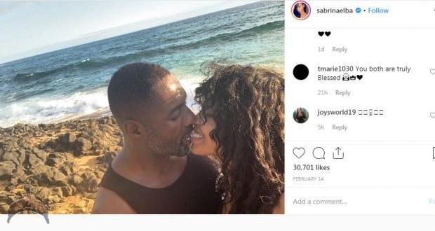 Idris Elba And His Wife Tour