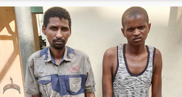 Our Foreign Victims get Special Treatment — Kidnap Suspect