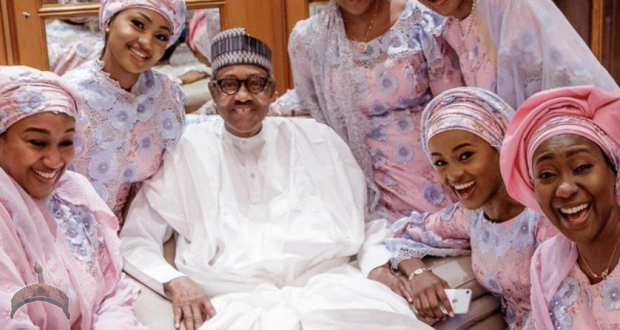 buhari daughters