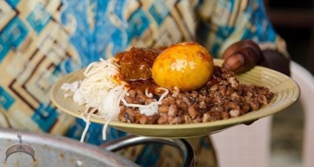 food served Buka