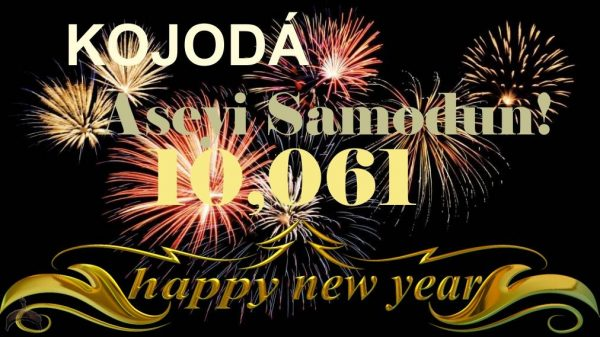 KṒJṒDÁ Aseyi Samodun O! Happy New Year 10,061