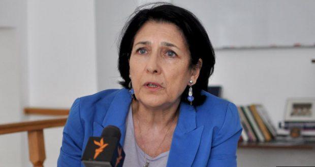 Salome Zurabishvili