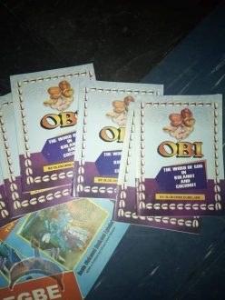 orisa books