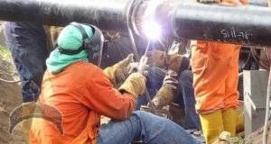 pipeline vandalism