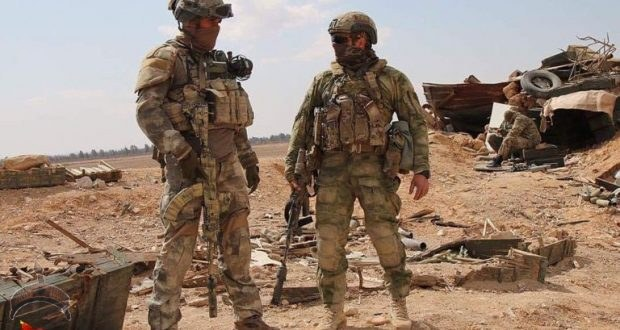 syria special forces russia