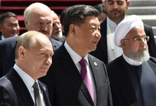 Can Russia (or Iran) survive without China?