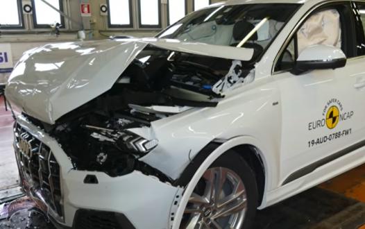 2020 Audi Q7 – Safe to Drive SUV – Crash & Safety Tests - Video