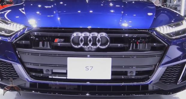 2020 Audi S7 - Exterior And Interior - LA Auto Show 2019