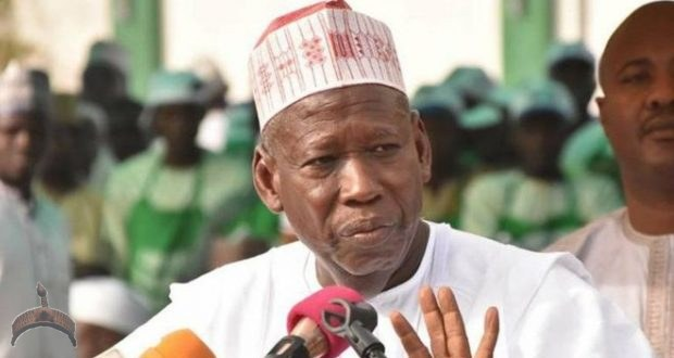 Abdullahi Ganduje governor of Kano