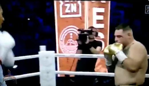 Anthony Joshua beats Andy Ruiz Jr to reclaim heavyweight world Champion - Highlights