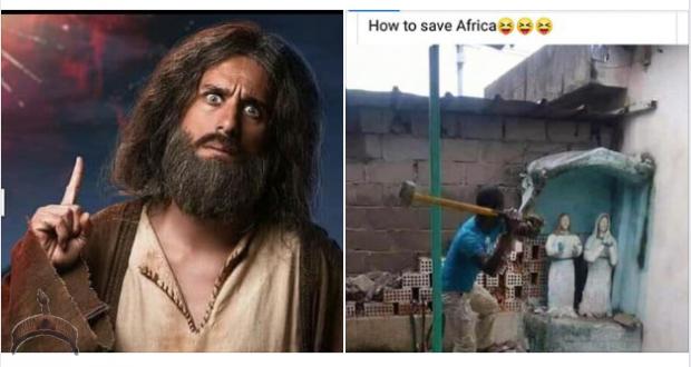 Netflix Gay jesus Open letter Nigerian Christians
