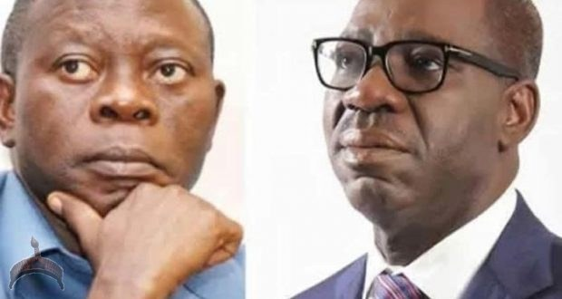 Oshiomhole rejects Christmas gifts from Gov. Obaseki – Aide