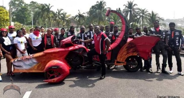 Photos from Calabar Bikers Parade 2019